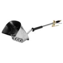 Ковш пневматический для штукатурки потолков VOREL 4 л 6 бар 400 л/мин 50 м²/ч