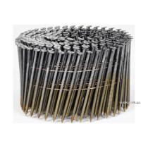 Гвозди барабанные для пневматического гвоздезабивного пистолета VOREL 70 х 2.5 мм 3000 шт