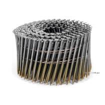 Гвозди барабанные для пневматического гвоздезабивного пистолета VOREL 75 х 2.5 мм 3000 шт