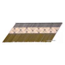 Гвозди для пневматического гвоздезабивного пистолета VOREL 75 х 2.8 мм угол- 34° 3000 шт