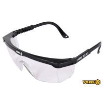 Очки защитные VOREL открытые прозрачные