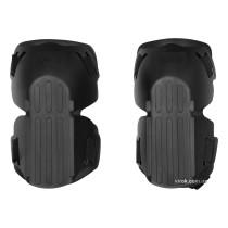 Наколенники защитные VOREL с полипропиленовой накладкой черные