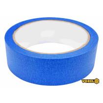 Лента клейкая синяя VOREL 30 мм x 25 м