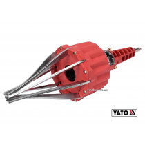 Съемник пыльников шруса пневматический YATO 20-115 мм 0.9 МПа 8 положений