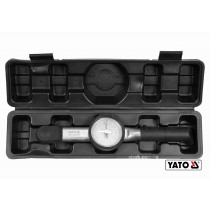 "Ключ динамометрический стрелочный YATO 1/4"" 0.5-5 Нм"