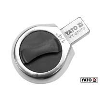 "Головка динамометрического ключа YATO 9-12 мм 1/4"""