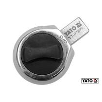 "Головка динамометрического ключа YATO 9-12 мм 3/8"""