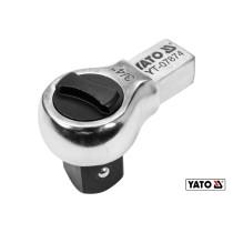 "Головка динамометрического ключа YATO 14-18 мм 3/4"""