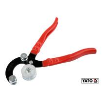 Сгибатель металлических прутьев YATO Ø4.75-10 мм 255 мм под угол 90°