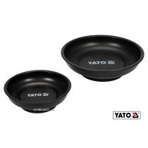 Магнитные миски YATO Ø150/108 мм 2 шт
