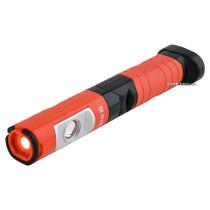 Лампа світлодіодна акумуляторна YATO : Li-Ion 3.7 В, 5+1 Вт, 500+250лм/120лм, гак, магніт, оберт. корпус