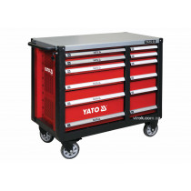 Шафа-візок для інструментів YATO з 12 шуфлядами, 1000 x 1130 x 570 мм