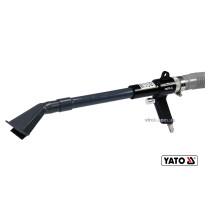Пылесос пневматический YATO шланг Ø25 мм 0.62 МПа + комплект насадок