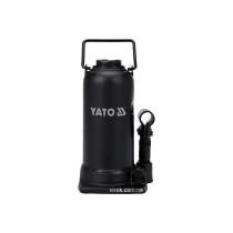 Домкрат гидравлический бутылочный YATO 12 т 230-505 мм