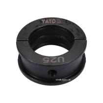 Насадка для пресс-клещей YT-21750 YATO U25 мм