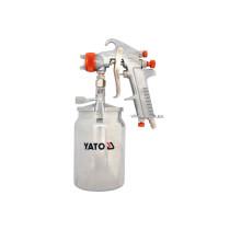 Пульверизатор YATO 1.8 мм с нижним баком 1 л