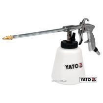 Пистолет пневматический для образования пены YATO с соплом 220 м 1 л 113 л/мин 0.62 МПа
