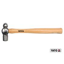 Молоток рихтовочный YATO 450 г 335 мм