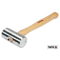 Молоток слесарный алюминиевый YATO Ø50 x 320 мм 580 г