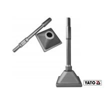 Трамбовка для грунта YATO HEX 150 x 150 x 400 мм