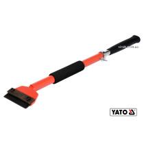 Скребок ударный для взбивания твердых растворов YATO 58-82 см со стальным лезвием 10 см