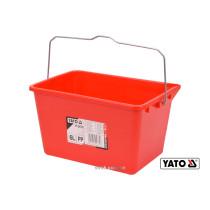 Ведро пластиковое для малярных работ YATO 6 л