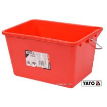 Ведро пластиковое для малярных работ YATO 8 л