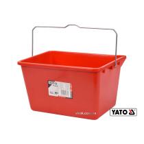 Ведро пластиковое для малярных работ YATO 12 л