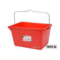 Ведро пластиковое для малярных работ YATO 15 л