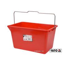 Ведро пластиковое для малярных работ YATO 19 л