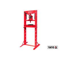 Пресс гидравлический YATO 12 т 0-695 мм 400 мм