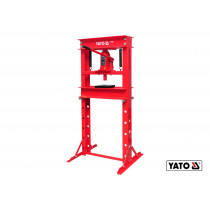 Пресс гидравлический YATO 20 т 0-695 мм 490 мм