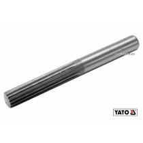 Фреза цилиндрическая по металлу YATO Ø6 x 25/55 мм HSS 4241 хвостовик- Ø6 мм
