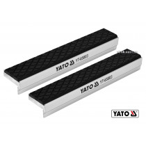 Сменные губки для тисков YATO 150 х 30 х 10 мм