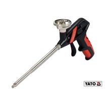 Пистолет для монтажной пены YATO алюминиевый