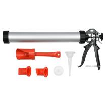 Пистолет для затирки швов YATO 400 мм 1 л со сменными насадками