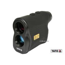 Дальномер лазерный YATO 5-900 м 60° 0-300 км/ч