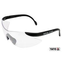 Очки защитные YATO открытые прозрачные