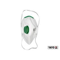 Респиратор противоаэрозольный с клапаном YATO FFP2 NR 3 шт