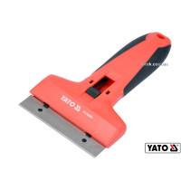 Скребок для стекла YATO 160 мм с лезвием 90 мм