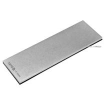 Брусок абразивный алмазный для заточки YATO 150 х 50 х 4 мм с грануляцией G300