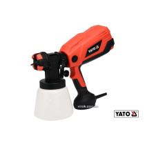 Краскораспылитель YATO 600 Вт 1 л сопло Ø2.6 мм