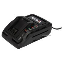 Зарядное устройство YATO до аккумуляторов Li-Ion 18 В от электросети 230 В