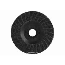 Диск шлифовальный по дереву, металлу, камню YATO 125 x 22.2 мм Р8