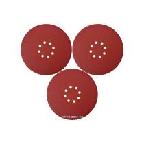 Круг шлифовальный с наждачной бумаги на липучке YATO 225 мм Р80 до YT-82340 и YT-82350 3 шт