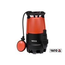 Насос для грязной воды YATO 900 Вт 18000 л/ч 8.9 м