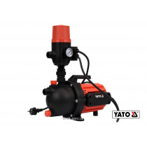 Поверхносный насос для воды YATO 600 Вт 3100 л/ч 35 м