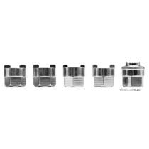 Насадки для амортизаторов YATO 10.5, 12.5, 14.5, 14.5, 14 мм 5 шт