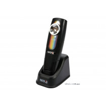 Світильник переносний YATO для підбирання кольорів світлодіодний 5 Вт Li-Ion акумулят. з зар.- 220В