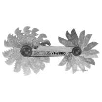 Резьбомер метрический YATO YT-29980